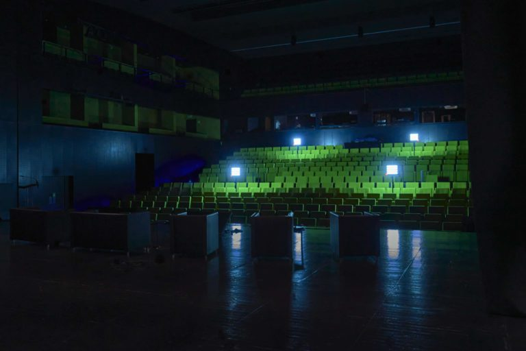 Portugal's Centro Cultural e de Congressos das Caldas da Rainha acquires GoldenSeaUV ultraviolet sterilising solutions in its fight against COVID-19