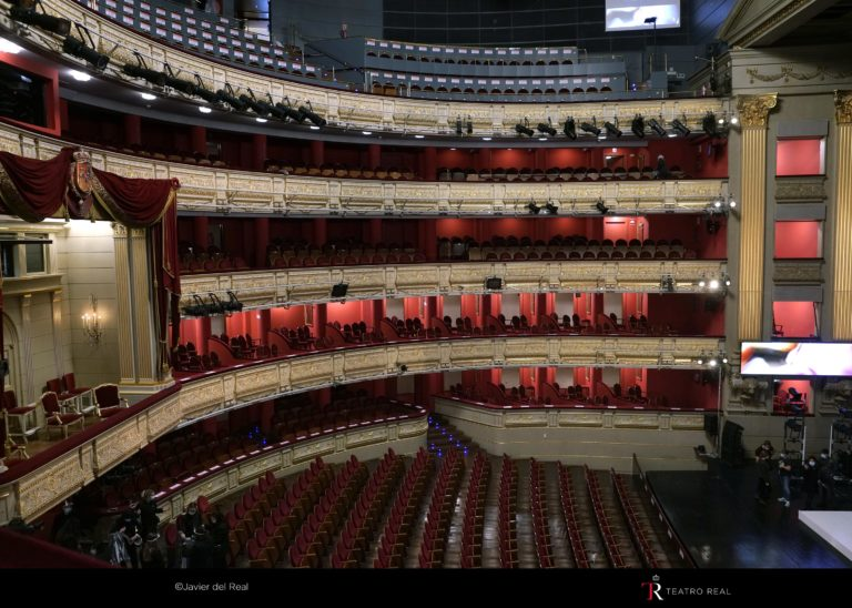 Madrid's Teatro Real relies on GSUV ultraviolet light to disinfect its spaces